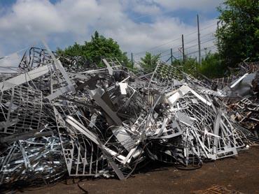 Odpadna surovina - Železo